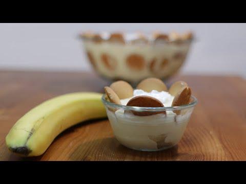 How to Make Banana Pudding | Easy Homemade Banana Pudding Recipe