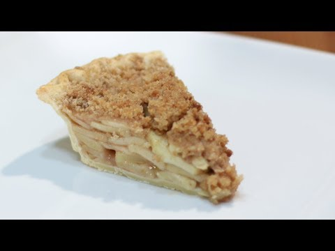 How to Make Apple Crumb Pie | Easy Apple Pie Recipe