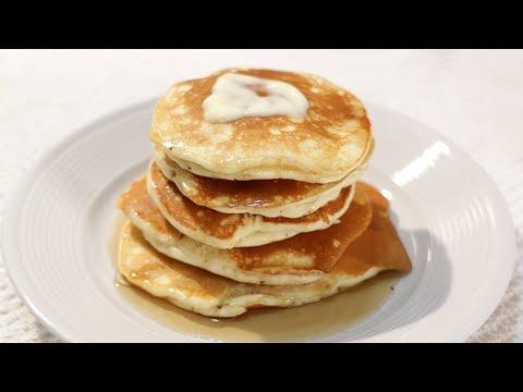 How to Make Fluffy Pancakes | Easy Amazing Homemade Pancake Recipe