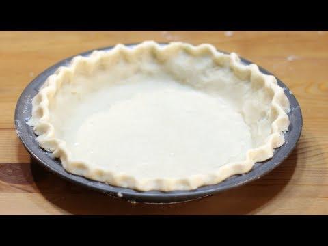 How to make Pie Crust | Perfect Homemade Pie Crust Recipe
