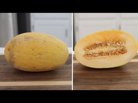 How to Eat Hami Melon | Taste Test