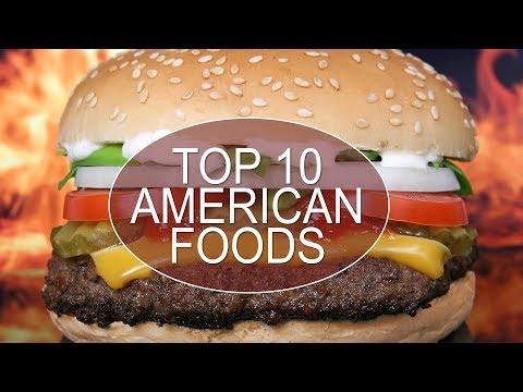 Top 10 Most Popular Foods in America | vlog Episode 4 Talking Food