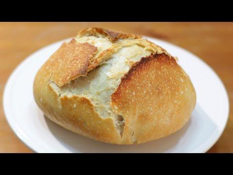 How to make No Knead Bread - Easy No Knead Dutch Oven Bread Recipe