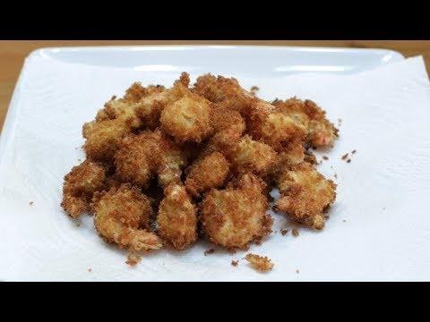 How to make Fried Shrimp | Easy Fried Shrimp Recipe