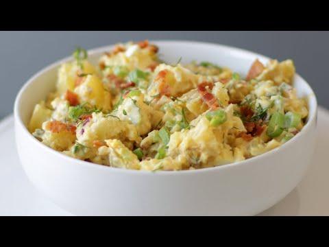 How to Make Potato Salad | Easy Homemade Potato Salad Recipe