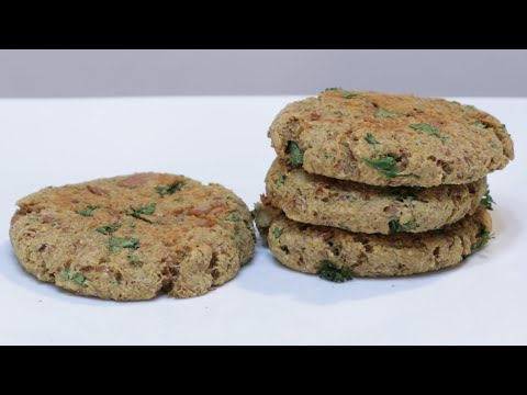 How to Make Baked Tuna Patties | Easy Tuna Patty Recipe | Hamburger Patty Substitute