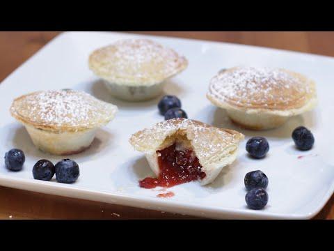 How to Make Mini Pies | Easy Mini Pie Recipe