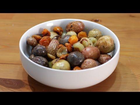 How to Make Provencal Potatoes   Easy Roasted Potatoes Recipe
