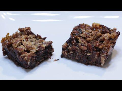 How to Make Pecan Pie Brownies | Easy Pecan Pie Brownie Recipe