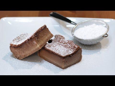 How to Make Chocolate Magic Cake | Easy Chocolate Custard Cake Recipe