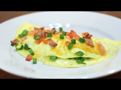 How to Make an Omelette | The Perfect Omelet Recipe