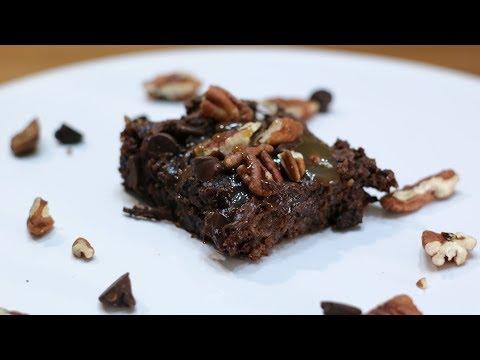 How to Make Gluten-Free Caramel Brownies