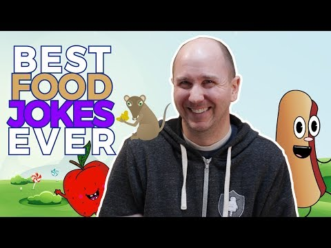 The Best Worst Food Jokes Ever | 30 Funny Bad Jokes About Food (Kid Friendly)
