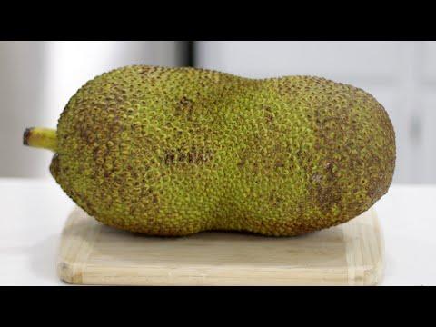 How to Eat Jackfruit | What does Jackfruit Taste like | Taste Test