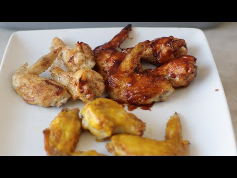 How to Make Chicken Wings in the Air Fryer | Amazing Air Fryer Chicken Wing Recipe