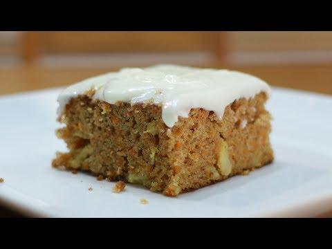 How to Make Carrot Cake | Easy Moist Carrot Cake Recipe