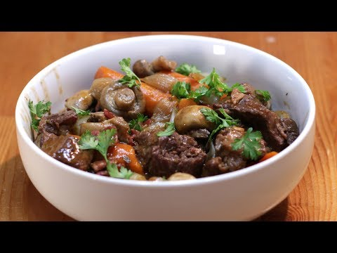 How to Make Beef Stew | Beef Bourguignon | Uno Casa Dutch Oven Review