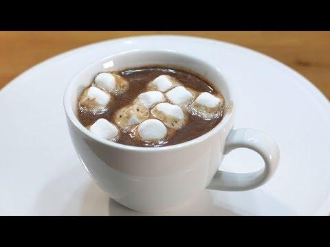How to Make Hot Chocolate | Amazing Homemade Hot Chocolate Recipe