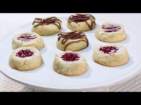 How to Make Shortbread Cookies   Easy Shortbread Cookies Recipe