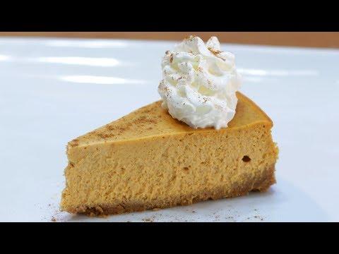How to make Pumpkin Cheesecake | Easy Pumpkin Cheesecake Recipe