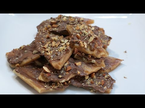 How to Make Almond Roca | Homemade Almond Roca Recipe