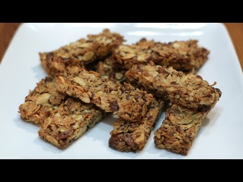 How to Make a Keto Bar | Granola Bar Substitute | Keto Recipes