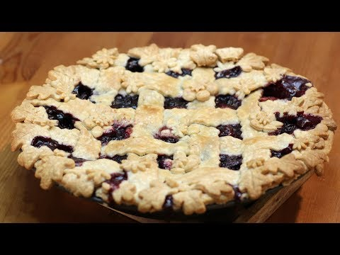 How to Make Triple Berry Pie | Easy Berry Pie Recipe