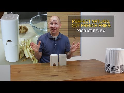 Kitchen Product Review 2 - Perfect Natural Cut French Fries