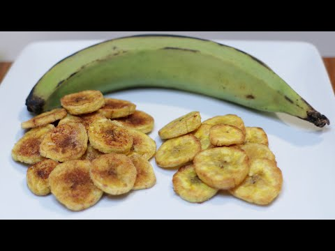 How to Eat Plantains | Easy Baked Plantain Recipe