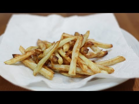 How to Make French Fries in Air Fryer