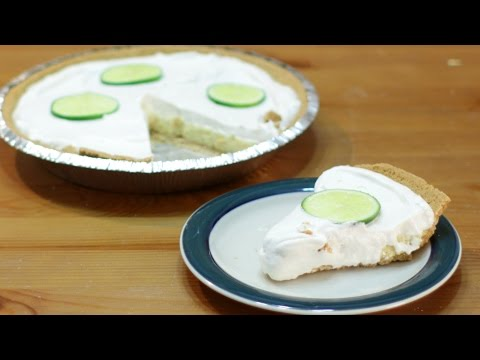 How to Make Key Lime Pie - Easy Key Lime Pie Recipe