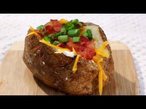Perfect Baked Potato - How to Make the Perfect Baked Potato