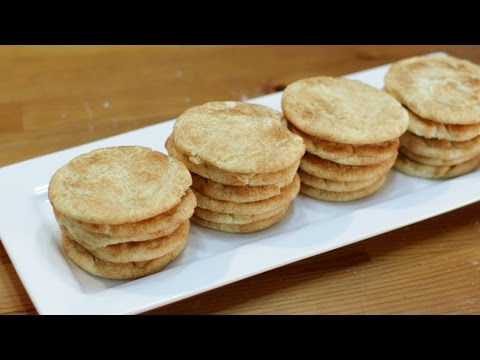 How to Make Snickerdoodles - Easy Soft Chewy Snickerdoodle Cookie Recipe