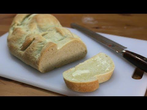How to Make Italian Bread | Basic Easy Italian Bread Recipe