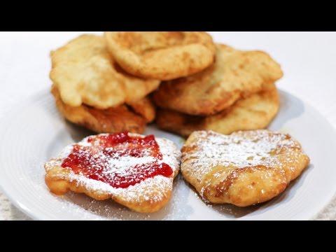 How to make Fry Bread | Easy Fry Bread Recipe