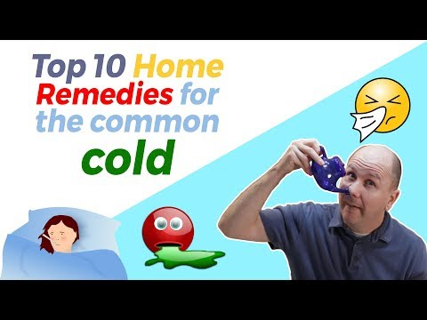 Top 10 Home Remedies for the Common Cold