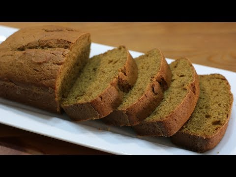 How to make Pumpkin Bread | Easy Homemade Pumpkin Bread Recipe